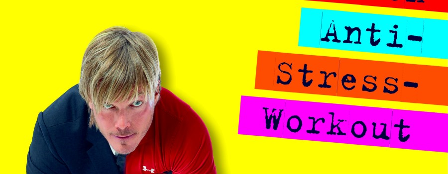 Das 8-Minuten-Anti-Stress-Workout - Boris Schwarz