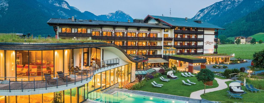Hotel Rieser Aktiv & Spa Resort – Pertisau – Achensee