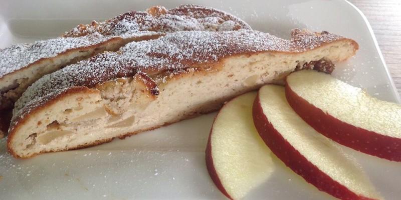 Rezept Apfel Quark Stollen Lowcarb Lowcarb Ketogen De