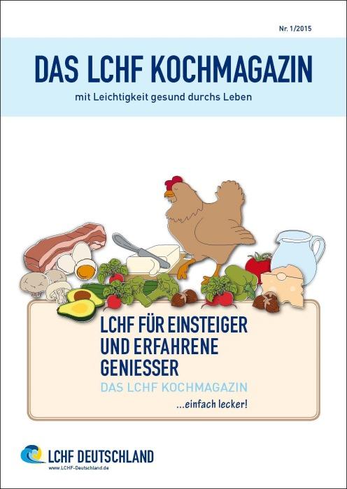 LCHF Kochmagazin