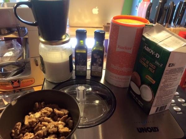 Rezept Espresso-Eis LowCarb