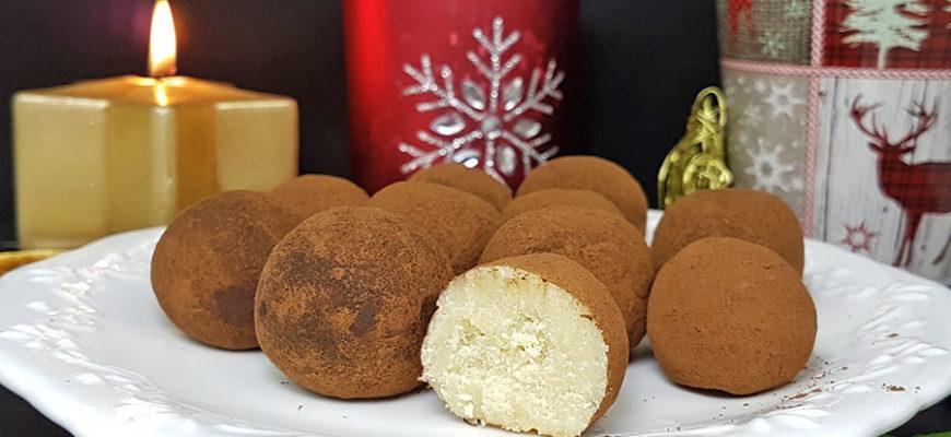 Rezept Marzipan Kartoffeln low carb glutenfrei zuckerfrei keto ohne Erythrit