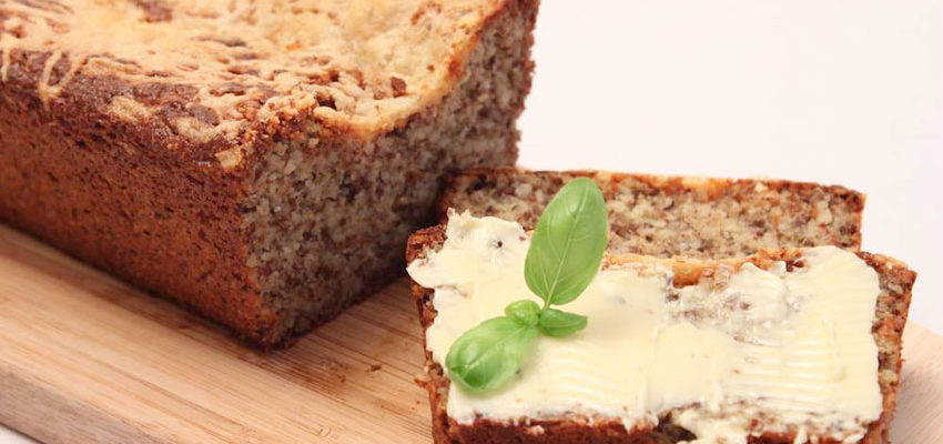 Rezept Emmentalerbrot lowcarb glutenfrei