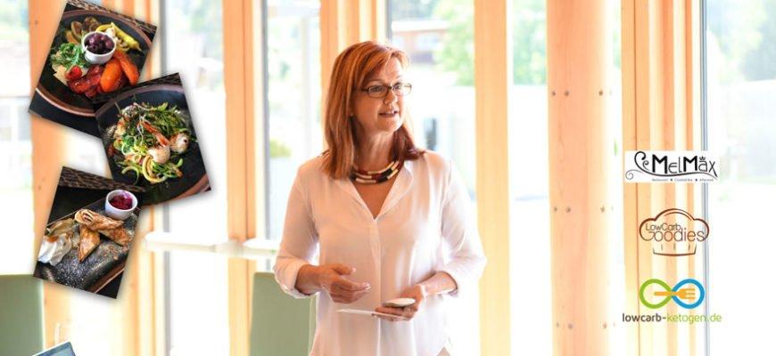 Themenabend LowCarb mit Daniela Pfeifer in Bayern